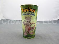 Vintage Collectible 1998 Pokemon the First Movie Cup from Burger King Mewtwo