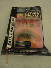 Star Wars Micro Machines Action Fleet Battle Packs #4-Galactic Hunters***NEW**