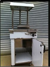 New Infernus Electric Chip Scuttle Free-standing Chip Dump Catering Equipment