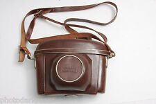 Zeiss Ikon Camera Case 1218/24 - Fitted Approx. 3D x 5W x 4H - VINTAGE J15B