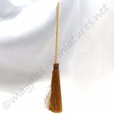 Dolls House 12th scale : Broom broomstick