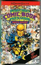 OVERSTREET COMIC BOOK PRICE GUIDE, #24 1994 X-Men cover art rare US hardcover
