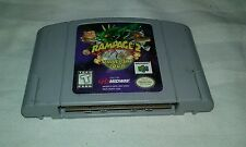 Rampage 2 Universal Tour Nintendo 64 Tested and working Free Shipping