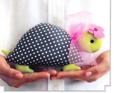 PATTERN - Myrtle - quick and easy softie little turtle PATTERN - Bunny Hill