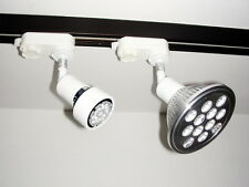 3-Phasen Mini Strahler für die Erco Schiene GU10 in Weiß LED tauglich -  Neu