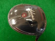 New Adams XTD Ti 10.5* driver stiff flex matrix red tie 6Q3 graphite