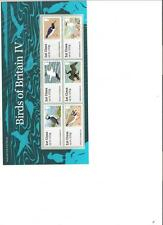 2011  ROYAL MAIL POST AND GO BIRDS 4 SPECIAL PACK