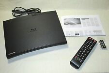 New Samsung BD-J5100 BDJ5100 Smart Blu-ray DVD Player Wired Media Streaming