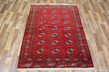 ANTIQUE TRADITIONAL PERSIAN Wool  5.6 X 4 FT HANDMADE RUGS ORIENTAL RUG CARPET