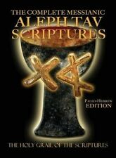 NEW The Complete Messianic Aleph Tav Scriptures Paleo-Hebrew Large Print Edition