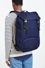 NEW URBAN OUTFITTERS FLUD MELTON NAVY BLUE SNEAKER TECH WEEKENDER BAG NWT