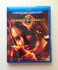 THE HUNGER GAMES: 2 Disc Blu-ray Edition — Lots of Special Features!