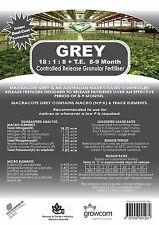 Macracote Grey Fertiliser 4kg Langleys Native Plants Fertilizer Low Phosphorus
