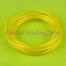 "NEW YELLOW TYGON FUEL LINE IDxOD I.D 1/8"" x O.D 1/4"" /3mm x6mm 10 ft Best Price"