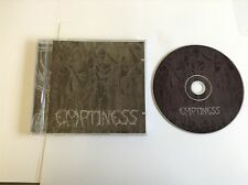 Emptiness  ‎– Emptiness Label: Deleting Soul Records ‎– DSR002 CD