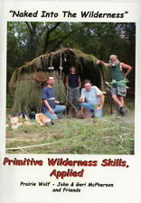 DVD328 Primitive Wilderness Skills Applied by John McPherson survialist