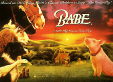 Original Vintage UK Mini Quad Babe A little pig goes a long way