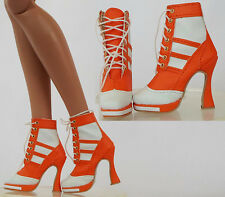 """Sherry Boots Shoes for 22"""" Tonner American Model and New 1/4 BJD Doll (3-AB-14"""