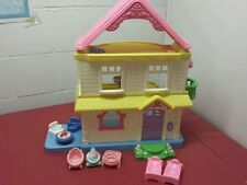 FISHER PRICE - MY FIRST DOLLHOUSE  Little People