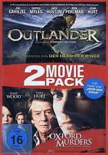 DOPPEL-DVD NEU/OVP - 2 Movie Pack - Outlander / Oxford Murders