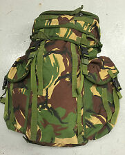 WOODLAND DPM CAMO 30 LTR PATROL PACK RUCKSACK BACKPACK - British Army Cadets