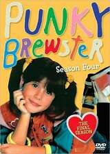 PUNKY BREWSTER: SEASON FOUR (Sandy) - DVD - Region 1 Sealed