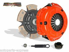 CLUTCH KIT STAGE 3 BAHNHOF 89-95 TOYOTA 4RUNNER PICKUP TRUCK 2.4L 4Cyl 22R 22RE