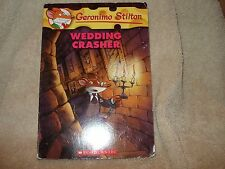 Geronimo Stilton: Wedding Crasher 28 by Geronimo Stilton Illustrated  2000 PB