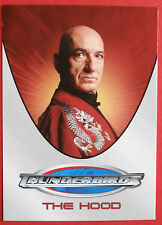Thunderbirds (il film 2004) - CARD #15 - IL CAPPUCCIO-carte Inc 2004