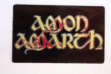Kühlschrank,Pinwandmagnet - Amon Amarth