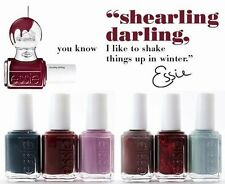 Essie Nail Polish Winter 2013 SHEARLING DARLING .Set of 6 Collection