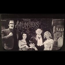The Munsters Ladies Wallet Horror Punk Rockabilly Psychobilly