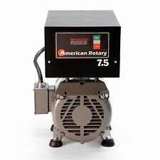 American Rotary Phase Converter AR7F Floor Unit 7 - 7.5 HP Heavy Duty CNC USA