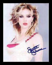 SCARLETT JOHANSSON AUTOGRAPHED SIGNED & FRAMED PP POSTER PHOTO