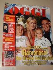 OGGI=2006/47=AL BANO=SARA TOMMASI=ROCCAFLUVIONE=SORIANO=BELLANO=MARIO MEROLA=