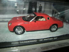 1:43 007 James Bond Ford Thunderbird Die Another Day VP