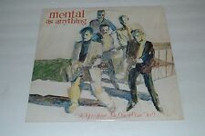 Mental As Anything~If You Leave Me, Can I Come Too?~A & M Records~FAST SHIPPING