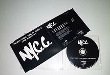 Single CD  N.Y.C.C. - Fight For Your Right (To Party)  3.Tracks  1998  110
