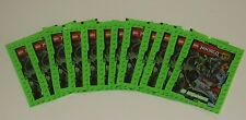 Lego Ninjago 12 Packets Of 5 Stickers New And Sealed