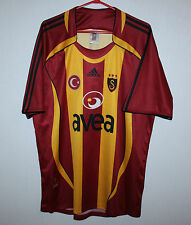 Galatasaray Turkey away shirt 06/07 Adidas