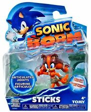 Sonic Boom 3 Inch Plastic Figure Toy - Sticks