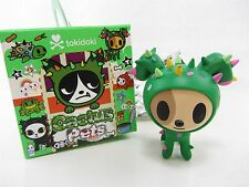 DIEGO Green Dog - SANDy's CACTUS PETS Vinyl Figure Tokidoki approx 2.5""