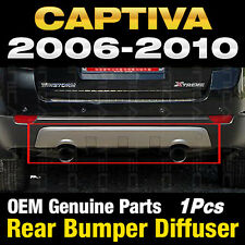 OEM Genuine Parts Rear Bumper Plate Diffuser For Chevy 2006-2010 Captiva