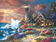 Guardian of Light 300 Piece Jigsaw Puzzle by SunsOut