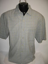 #6495 POINT ZERO SS CASUAL SHIRT MEN'S XLARGE GOOD USED