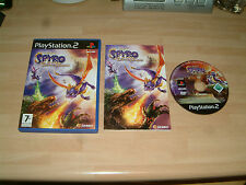 THE LEGEND OF SPYRO DAWN OF THE DRAGON ......PS2 PLAYSTATION 2 GAME