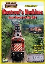 Montreal's Machines Last Stand of the 251 DVD Vol 1 NEW