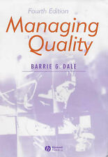 Managing Quality by