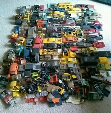 Huge JUNKYARD LOT MODEL CARS TRUCKS PARTS mostly bodies some chassis tires more