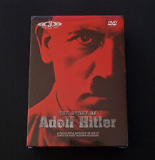 THE STORY OF ADOLF HITLER - 3 DVD BOX SET - NEW AND SEALED